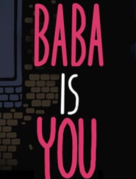 BABA IS YOU Cover