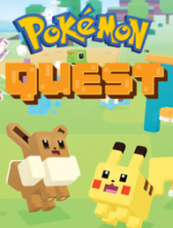 Pokémon Quest Cover
