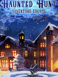 Adventure Escape: Haunted Hunt Cover
