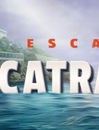 Escape Alcatraz Cover