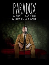 Cube Escape : Paradox Cover
